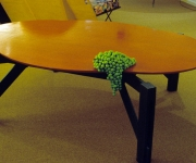Grapes Table.