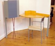 Spartan Desk & Chair.