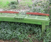 Salera and Solange's Bench